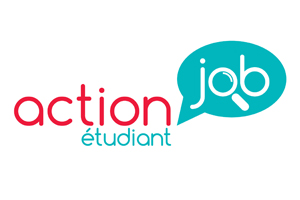 Action Job Etudiant - Logo