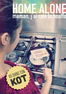 #ateliersIJ - Home Alone, maman j'ai raté la bouffe @ Infor Jeunes Luxembourg | Arlon | Région wallonne | Belgique